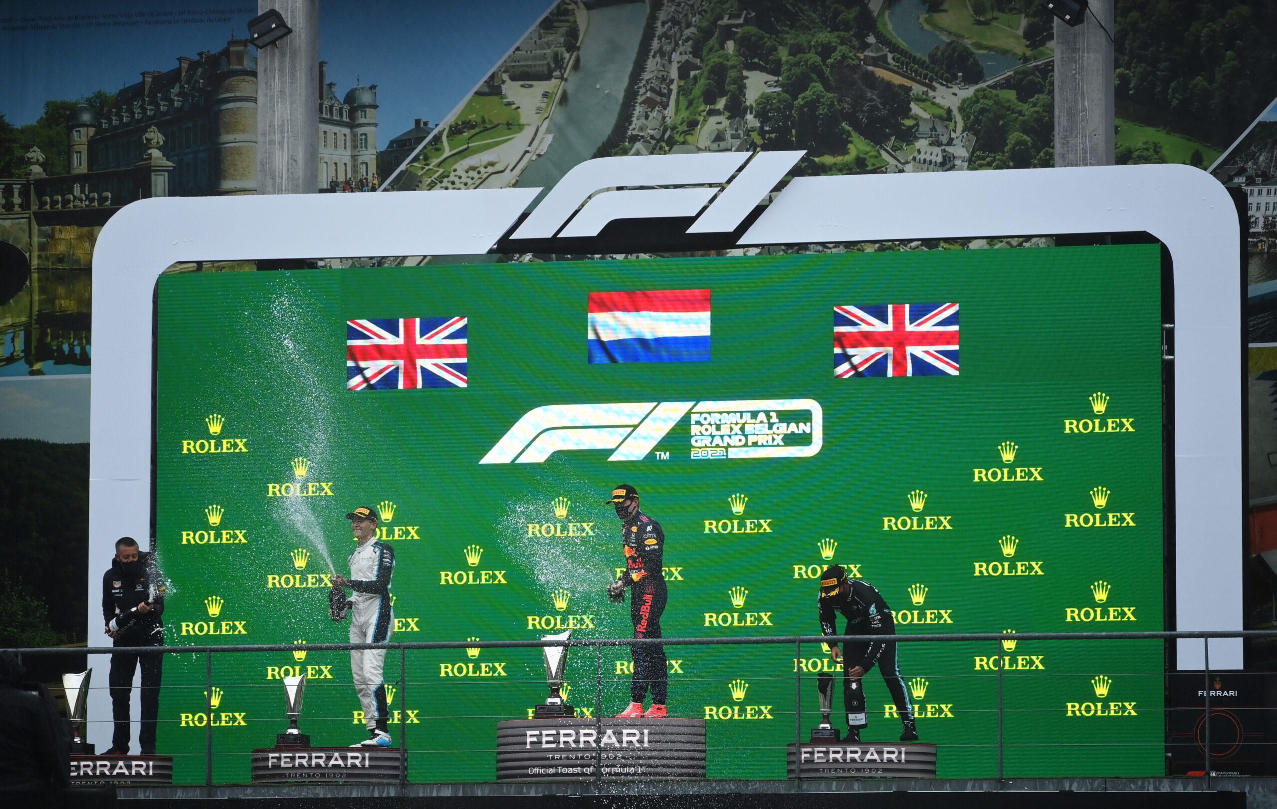 Grand Prix Belgii