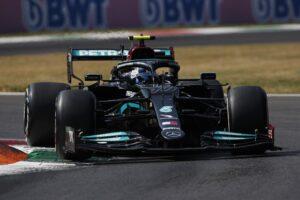 Valtteri Bottas wygrywa drugi w historii sprint kwalifikacyjny!