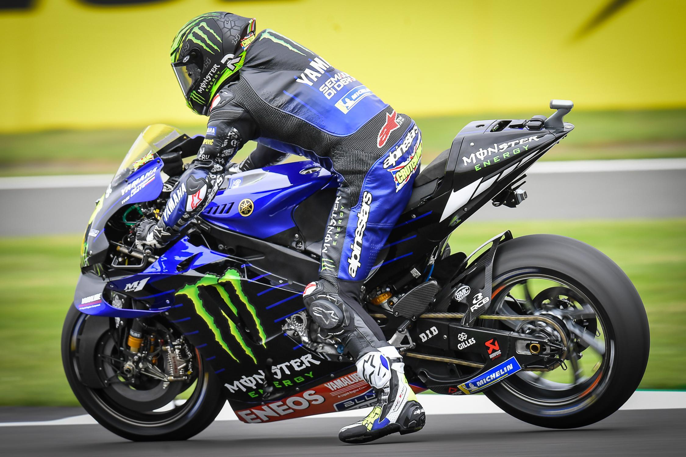 Cal Crutchlow Yamaha Rossi