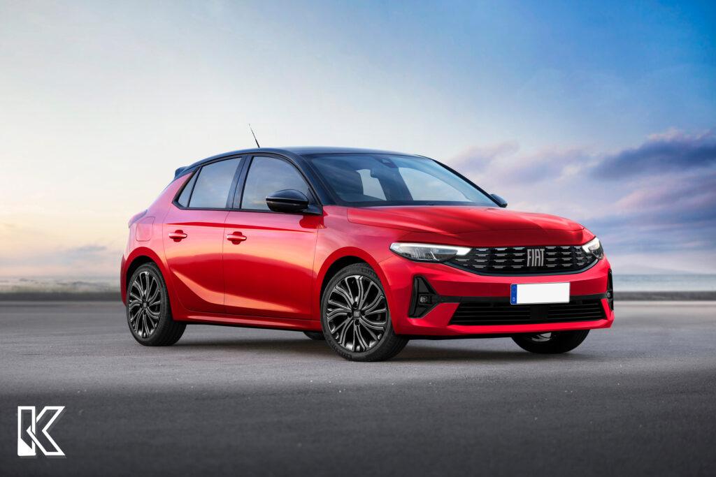 Oto Fiat Punto 2024 – ciekawy, jednak czy takie coś powstanie?