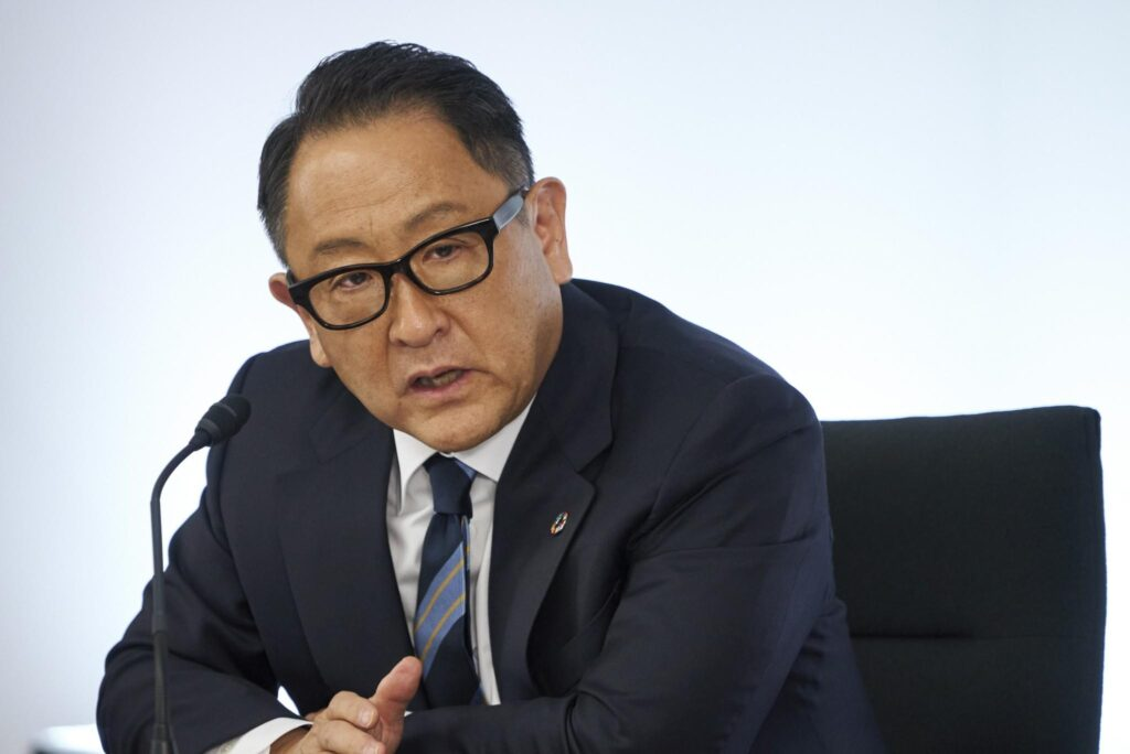 Akio Toyoda z kolejną wypowiedzią sceptyczną wobec pełnej elektryfikacji