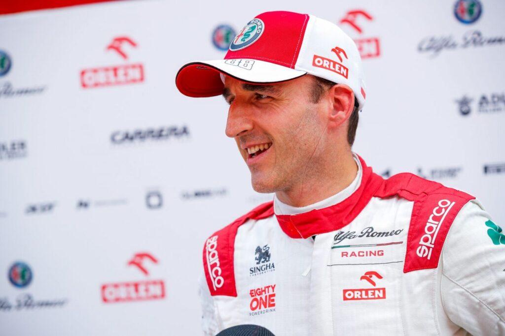 OFICJALNIE: Robert Kubica wystartuje w Grand Prix Włoch