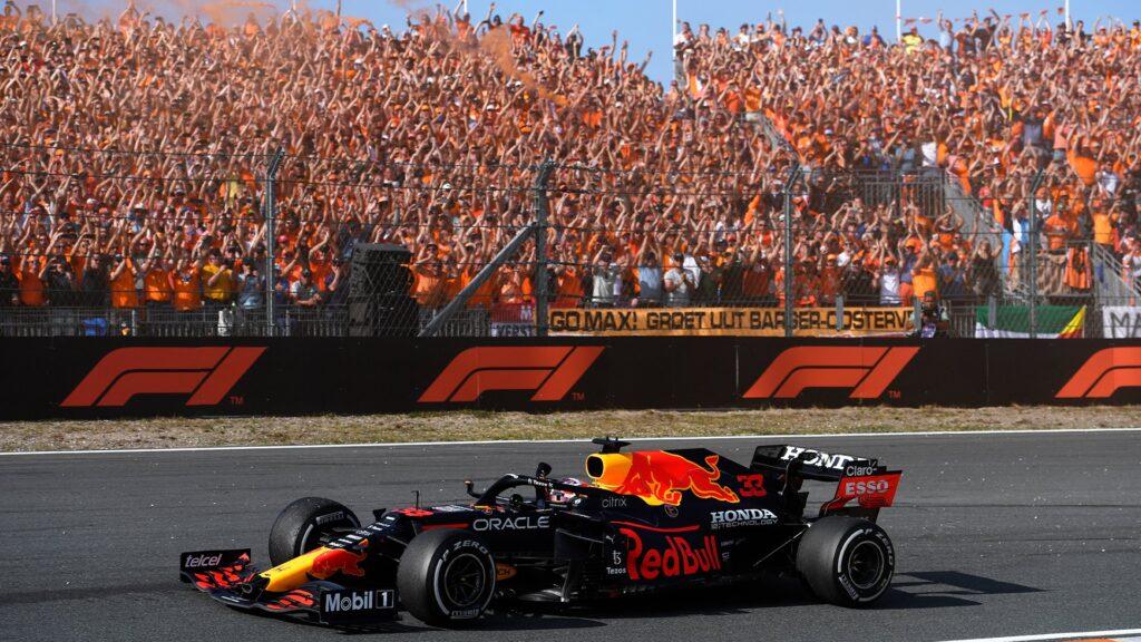 Max Verstappen wygrywa GP Holandii i odzyskuje fotel lidera klasyfikacji!