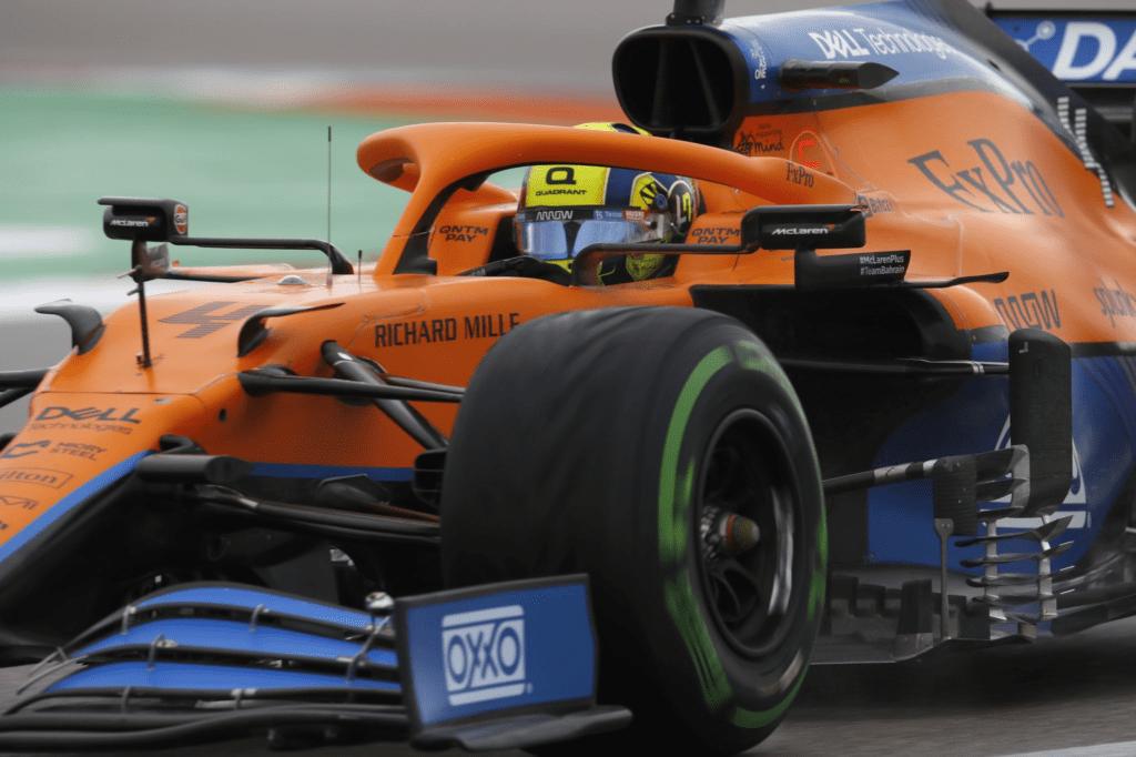 GP Rosji: Lando Norris sensacyjnym zwycięzcą kwalifikacji!