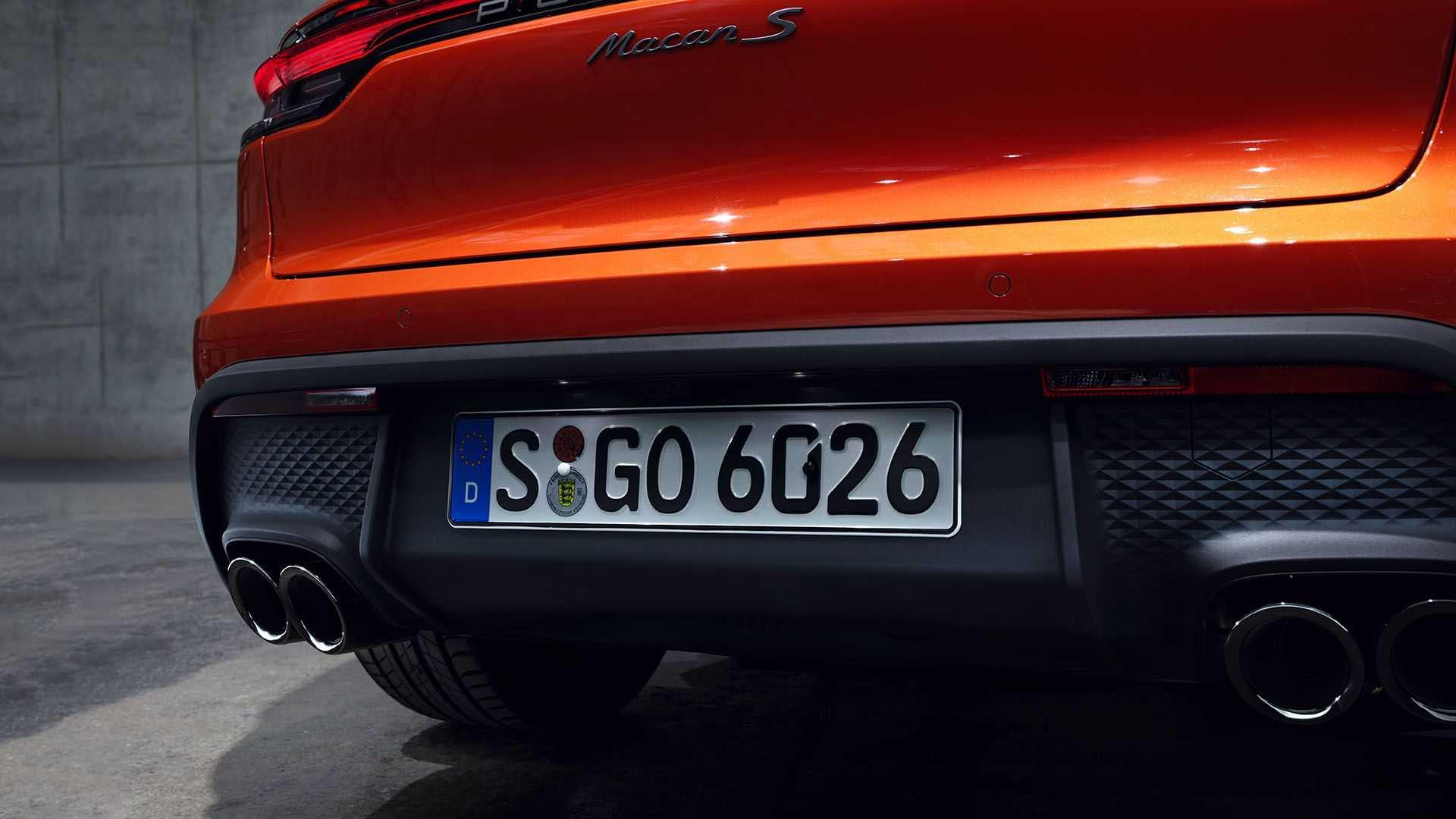 Spalinowe odmiany Porsche Macana prawdopodobnie znikną w 2024 roku