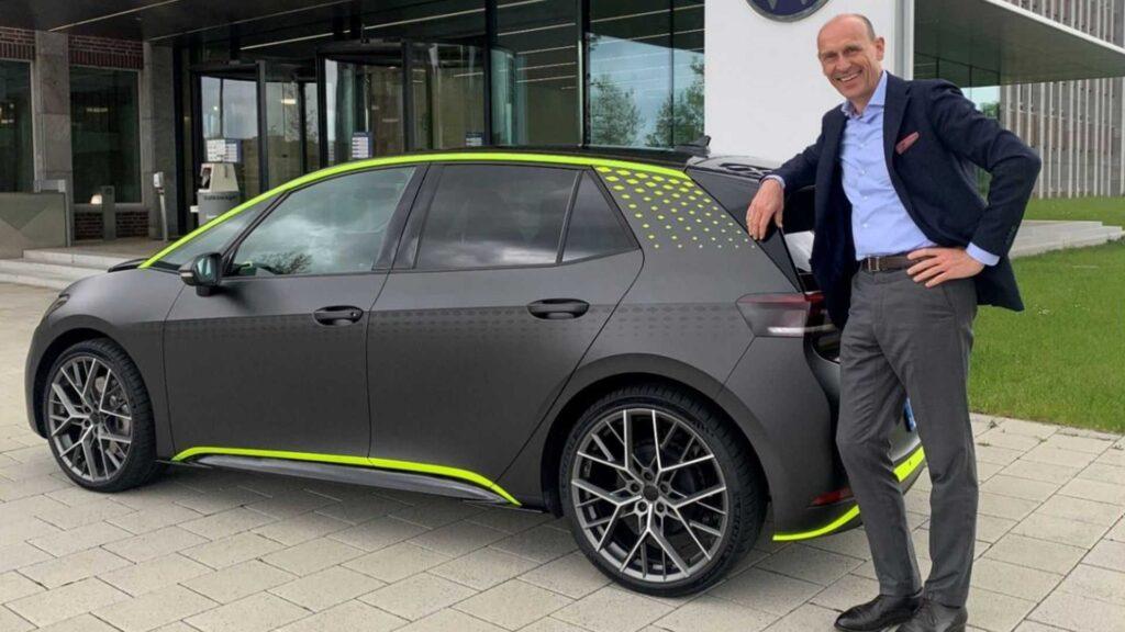 Volkswagen ID.3 GTX nadejdzie jako hot wersja kompaktowego modelu