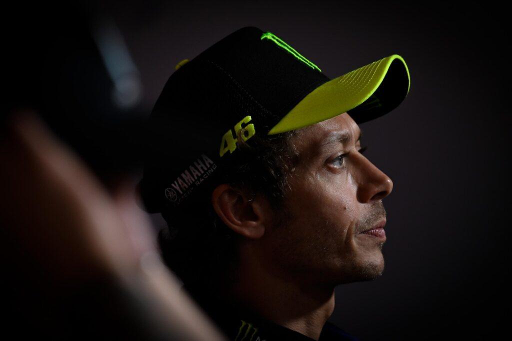 Rossi szczęśliwy, że jego ostatnim kolegą z zespołu będzie Dovizioso