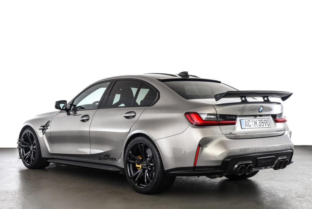 Mocna propozycja od AC Schnitzer – oto BMW M3 o mocy aż 590 koni