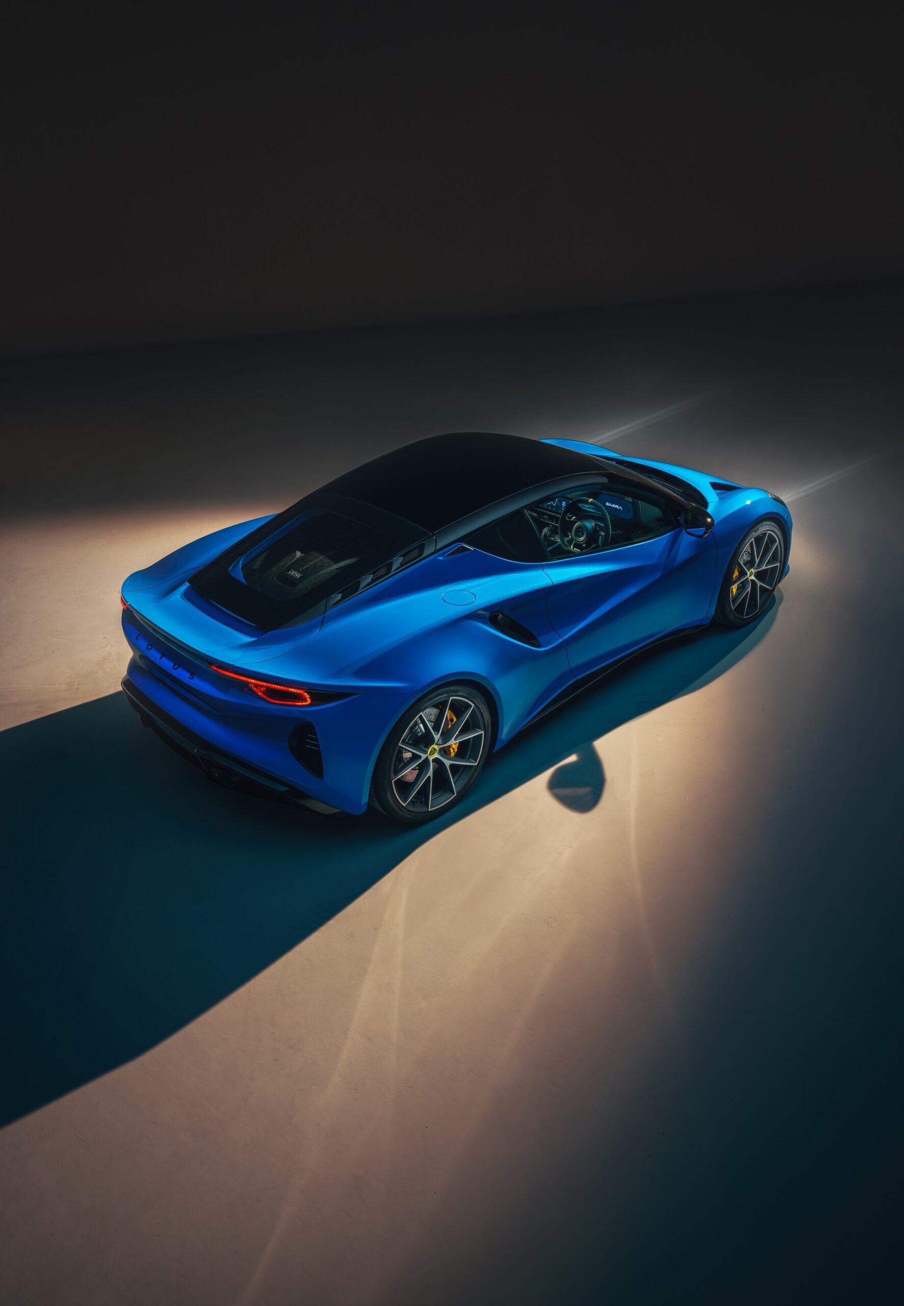 Lotus Emira First Edition trafia na rynek USA z ceną 94 tysięcy dolarów