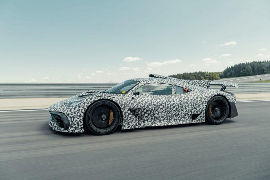 Produkcja Mercedesa-AMG One w końcu ruszy latem przyszłego roku