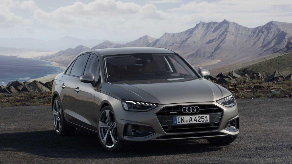 Nowa generacja Audi A4 nadejdzie w 2023 roku – nowe silniki oraz hybryda