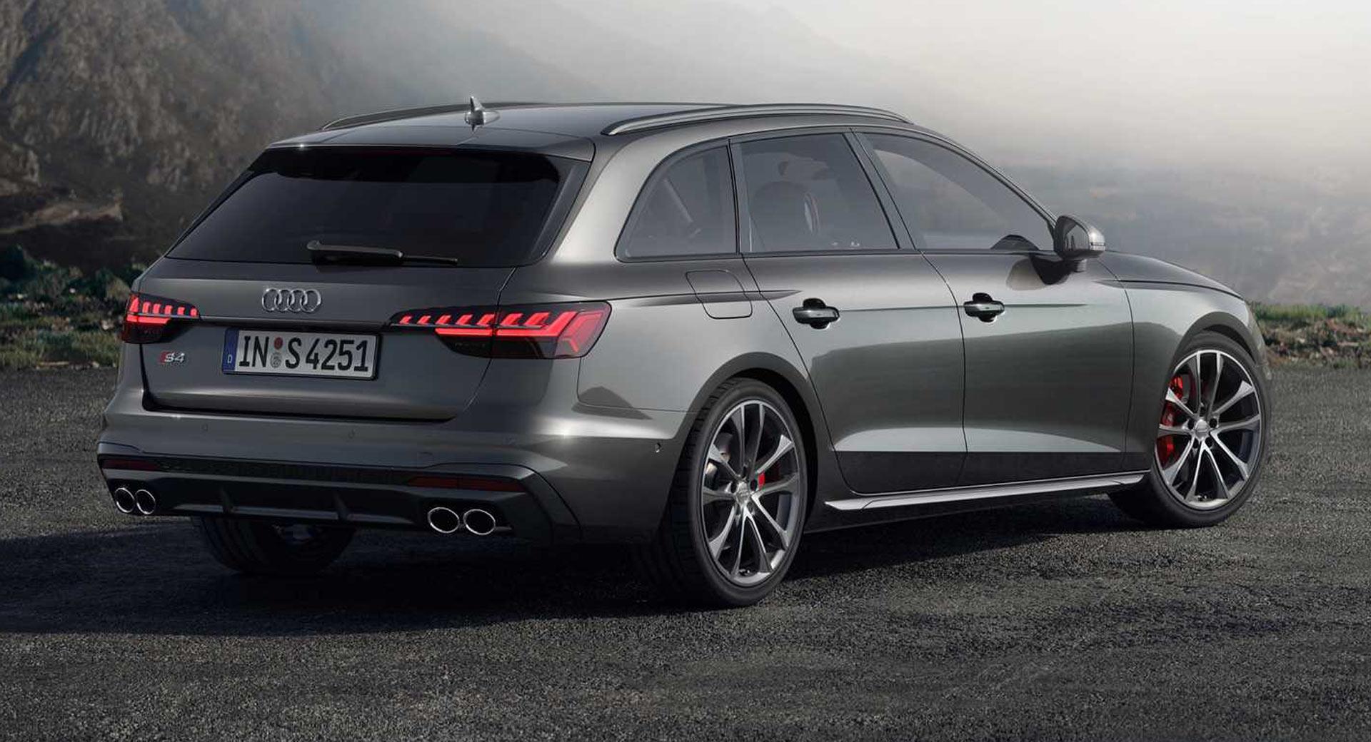Nowa generacja Audi A4 nadejdzie w 2023 roku - nowe silniki oraz hybryda