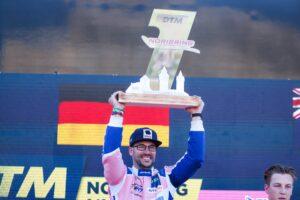 Goetz wygrywa ostatni wyścig DTM w sezonie i zostaje nowym mistrzem!