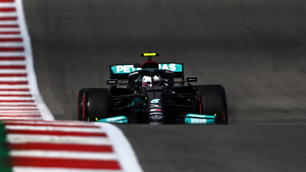Grand Prix USA: Bottas i Perez najszybsi w piątkowych treningach