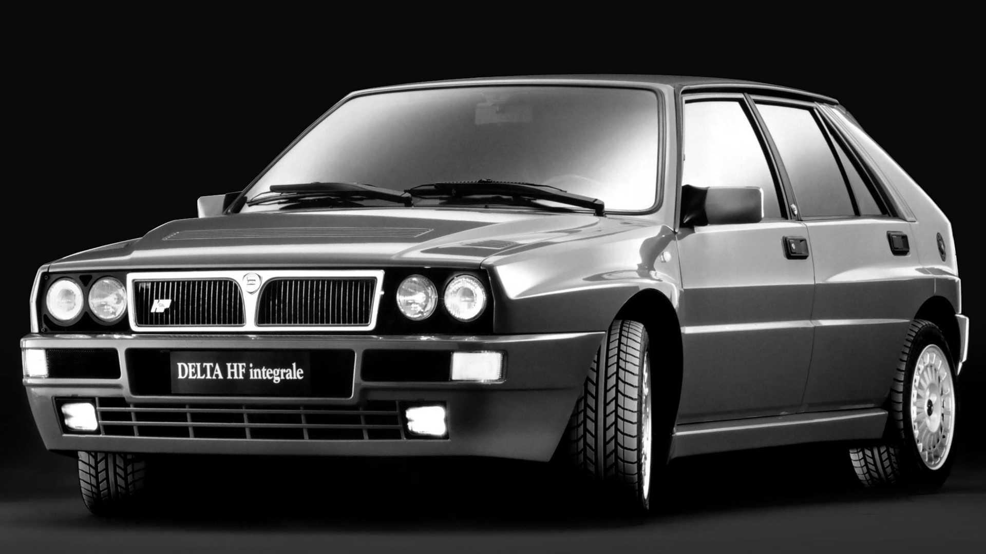 Lancia Delta powróci na rynek jako model elektryczny w 2026 roku