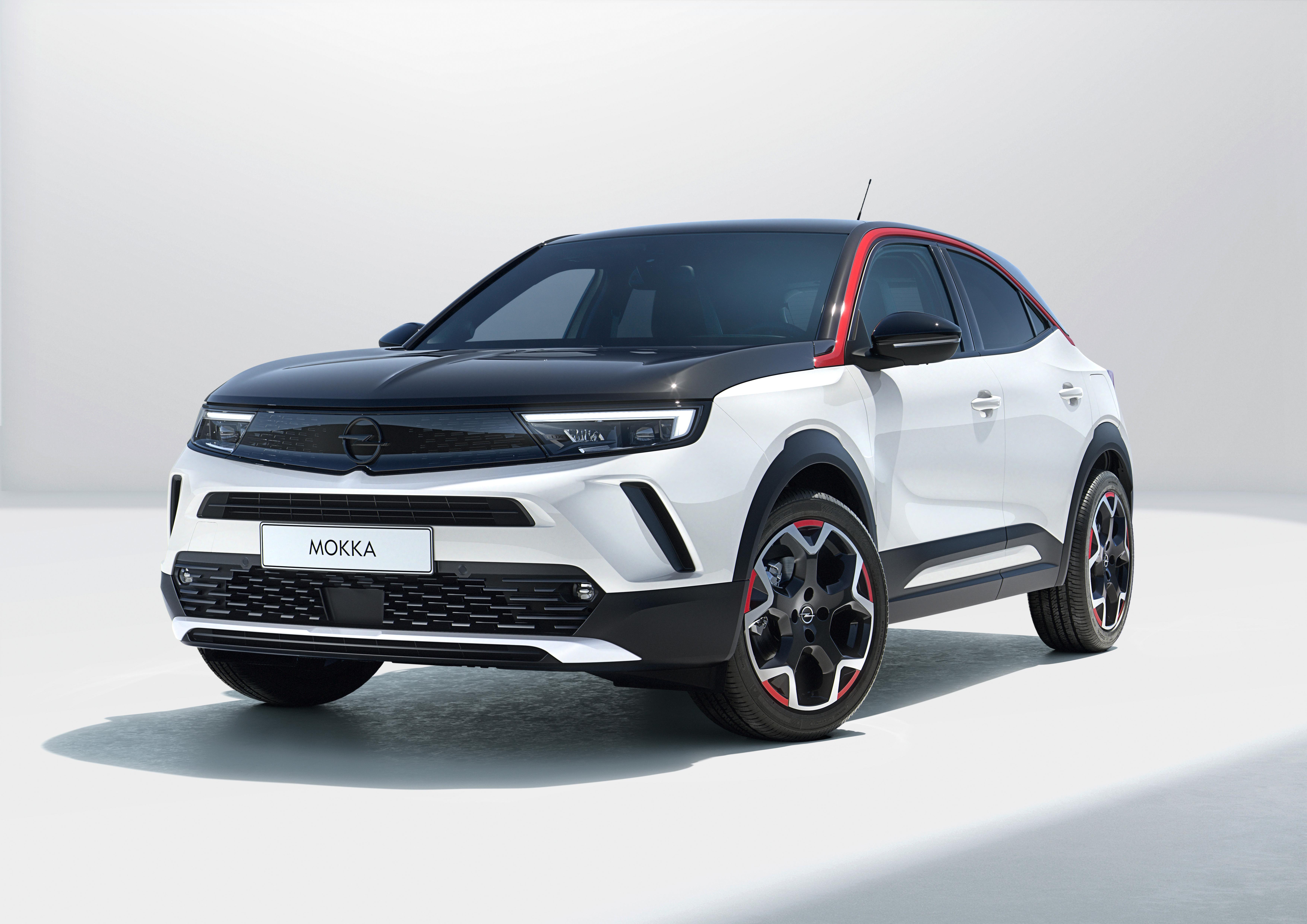 Opel Mokka 2021 - Wokół Motoryzacji