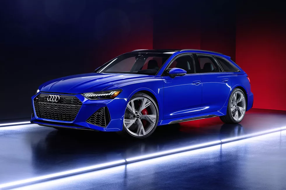 Audi RS6 Avant RS Tribute Edition - w hołdzie dla ...