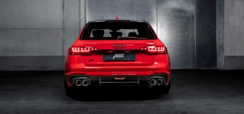 ABT-Tuning RS4-S GR-21 Heck