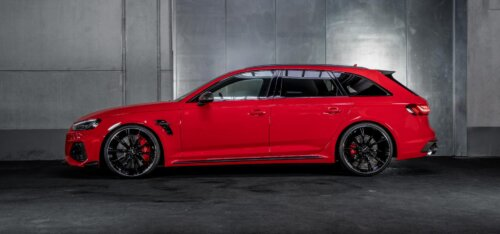 ABT-Tuning RS4-S GR-21 Seite
