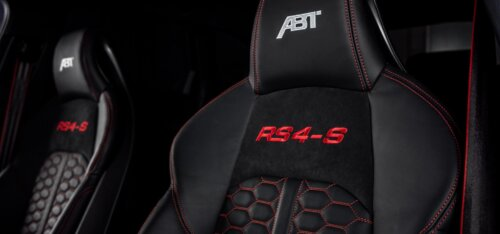 ABT-Tuning RS4-S Sitze