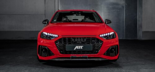 ABT RS4-S GR21 Front
